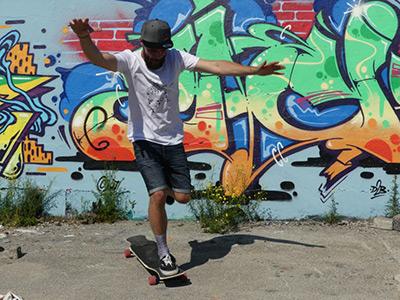 Boardevil Skate
